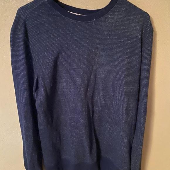 Men's banana republic long sleeve shirt
